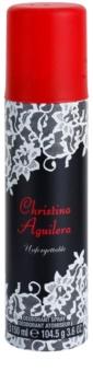Christina Aguilera Unforgettable déo-spray pour femme 150 ml
