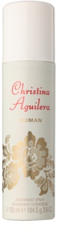 Christina Aguilera Woman deospray pro ženy 150 ml