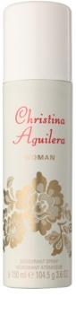 Christina Aguilera Woman deospray pro ženy 150 ml