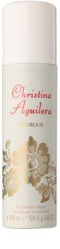 Christina Aguilera Woman dezodorant w sprayu dla kobiet 150 ml