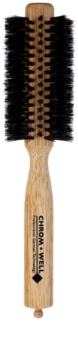 Chromwell Brushes Natural Bristles Hair Brush