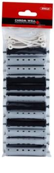 Chromwell Accessories Black/Grey rouleaux pour la permanente