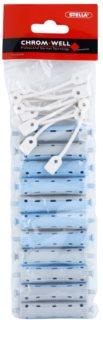 Chromwell Accessories Blue/Grey natáčky na trvalou