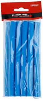 Chromwell Accessories Blue malé pěnové papiloty
