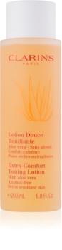 Clarins Cleansers tonic revigorant pentru piele uscata spre sensibila