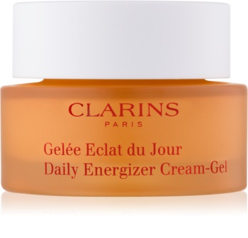 Clarins Daily Energizer Cream-Gel Hydration, Freshness, Healthy Glow for Combination and Oily Skin