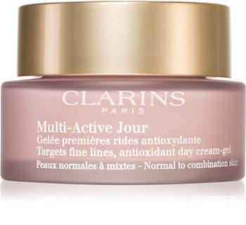 Clarins Multi-Active antioksidativna dnevna krema za normalnu i mješovitu kožu lica