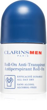 Clarins Men Body roll-on antibacteriano sem álcool