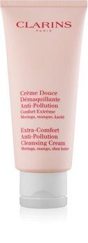 Clarins Cleansers crema pentru curatare cu efect de hidratare