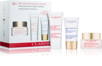 Clarins Extra-Firming kozmetika szett IV.