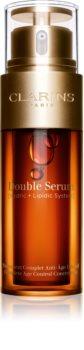 Clarins Double Serum ser intensiv impotriva imbatranirii pielii