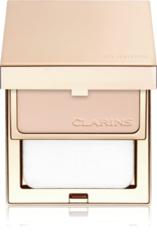 Clarins Face Make-Up Everlasting Compact Foundation dlhotrvajúci kompaktný make-up SPF 9