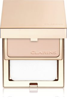 Clarins Face Make-Up Everlasting Compact Foundation Long-Lasting Compact Foundation SPF 9