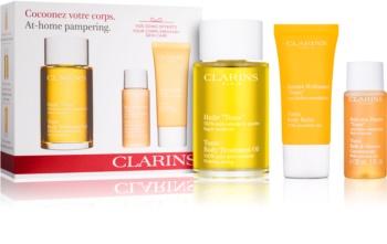 Clarins Body Specific Care zestaw kosmetyków I.