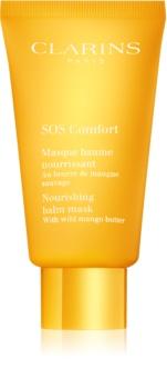 Clarins SOS Comfort Maske mit ernährender Wirkung für sehr trockene Haut