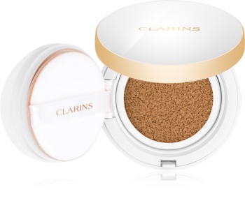 Clarins Face Make-Up Everlasting Cushion dlhotrvajúci make-up v hubke SPF 50
