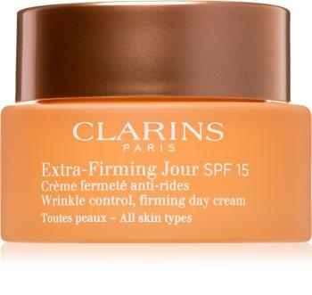 Clarins Extra-Firming dnevna krema za obnovu čvrstoće lica