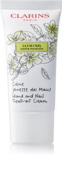 Clarins Specific Care Jasmine Moisturising Hand and Nail Cream