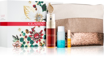 Clarins Double Serum kosmetická sada IX.