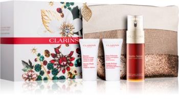Clarins Double Serum Cosmetic Set VIII.