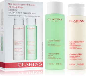 Clarins Cleansers coffret VII.