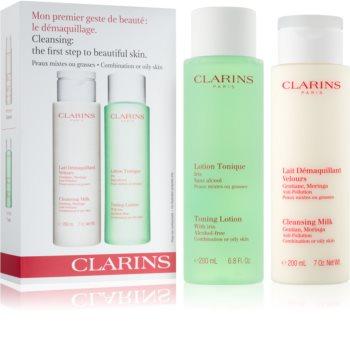 Clarins Cleansers kozmetični set VII.