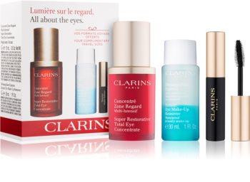 Clarins Eye Collection Set kosmetická sada VIII.