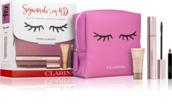 Clarins Eye Make-Up Wonder Perfect 4D kozmetički set I. za žene