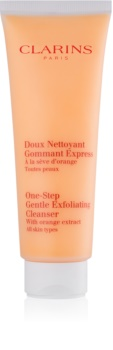 Clarins Cleansers gommage doux purifiant