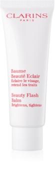 Clarins Beauty Flash crème illuminatrice pour peaux fatiguées