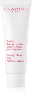 Clarins Beauty Flash rozjasňujúci krém pre unavenú pleť
