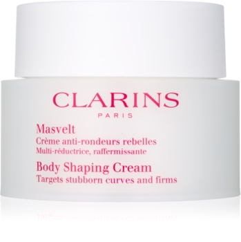 Clarins Body Expert Contouring Care Shaping Cream Targets Stubborn Curves and Firms