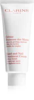 Clarins Body Specific Care crème hydratante mains pour peaux sèches et irritées