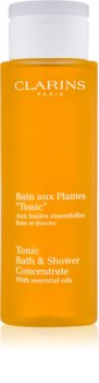 Clarins Body Age Control & Firming Care Гел за душ и вана с есенциални масла