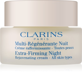 Clarins Extra-Firming nočna krema za učvrstitev kože in proti gubam za vse tipe kože