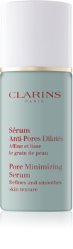 Clarins Truly Matte leichtes Serum für das Verfeinern der Poren und ein mattes Aussehen der Haut