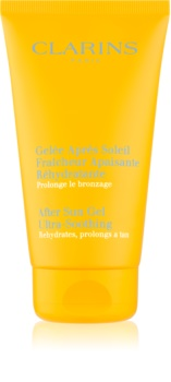 Clarins Sun Soothers gel calmante after sun