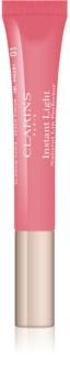 Clarins Lip Make-Up Instant Light brillo de labios con efecto humectante
