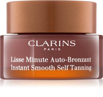 Clarins Sun Self-Tanners samoopaľovacia pena na tvár, krk a dekolt
