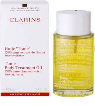 Clarins Body Age Control & Firming Care feszesítő testolaj striák ellen