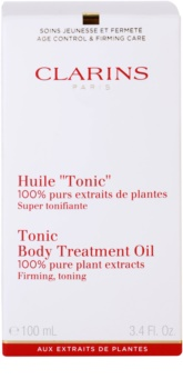 Clarins Body Age Control & Firming Care Verstevigende Body Olie  tegen Striea