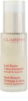 Clarins Body Age Control & Firming Care cuidado de corpo reafirmante para decote e seios