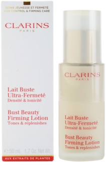 Clarins Body Age Control & Firming Care spevňujúca telová starostlivosť na dekolt a poprsie