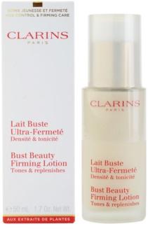 Clarins Body Age Control & Firming Care zpevňující tělová péče na dekolt a poprsí