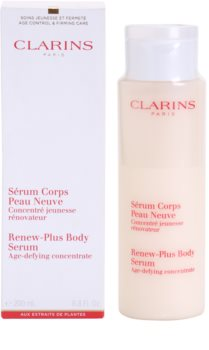 Clarins Body Age Control & Firming Care Renew-Plus Body Serum