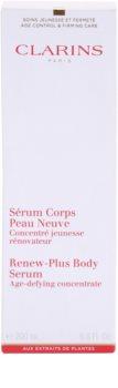 Clarins Body Age Control & Firming Care serum reafirmante para hidratar y tensar la piel
