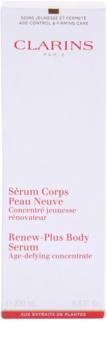 Clarins Body Age Control & Firming Care serum ujędrniające do nawilżenia i ujędrnienia skóry