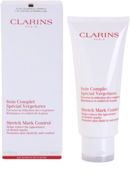 Clarins Body Age Control & Firming Care crema corporal antiestrías