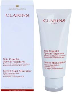Clarins Body Age Control & Firming Care testápoló krém striák ellen