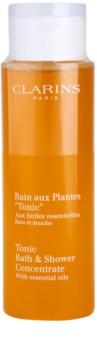 Clarins Body Age Control & Firming Care Douche en Bad Gel  met Essentiele Olieën